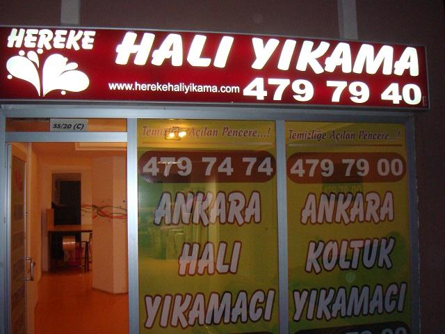 ANKARA HEREKE HALI YIKAMA